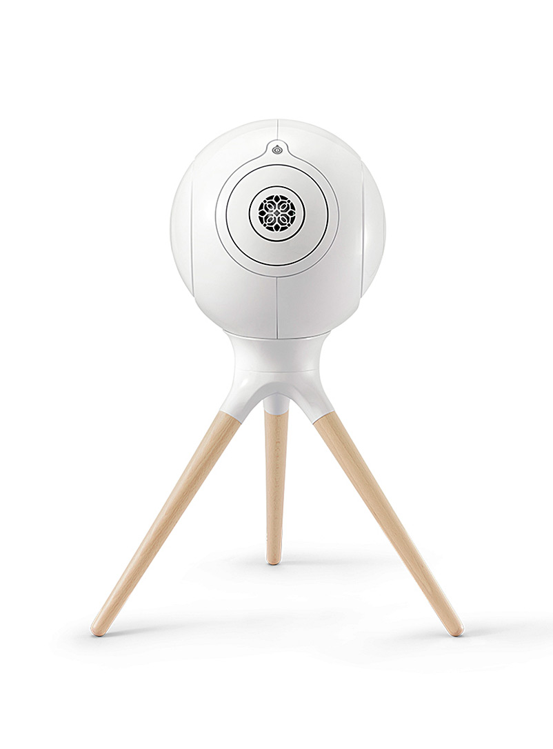 Devialet White Treepod tripod for men