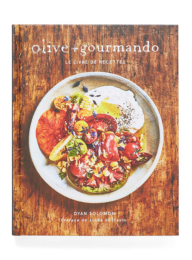 KO Éditions Assorted Olive + Gourmando: The Cookbook for men