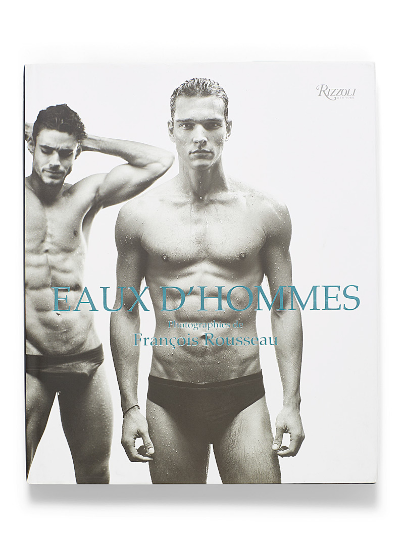 Rizzoli Assorted Eaux d'hommes book for men