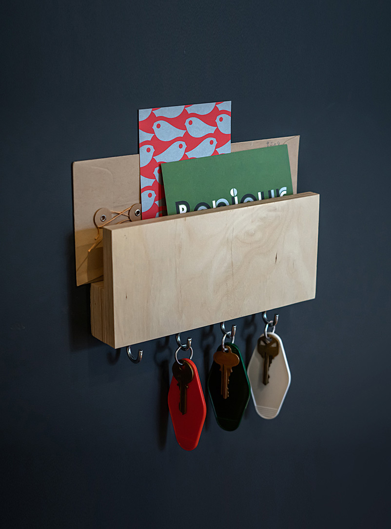 Nordicade Assorted Envelope holder with hooks