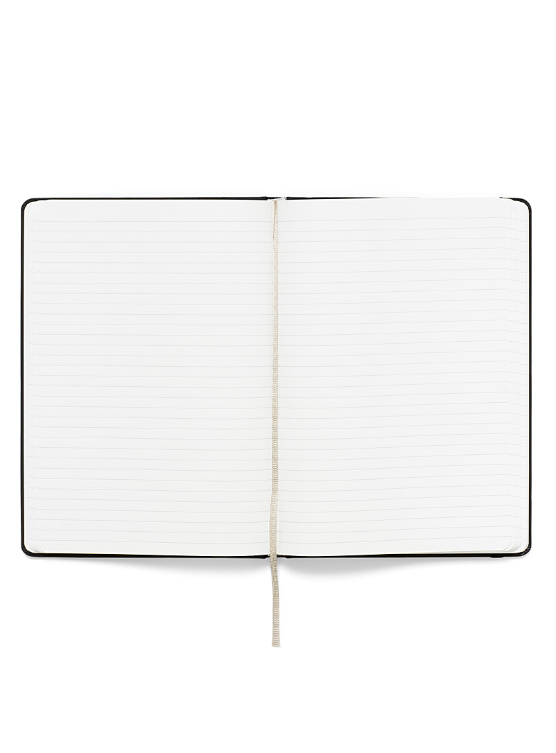 Karst Lime Green Recycled stone A5 notebook for women