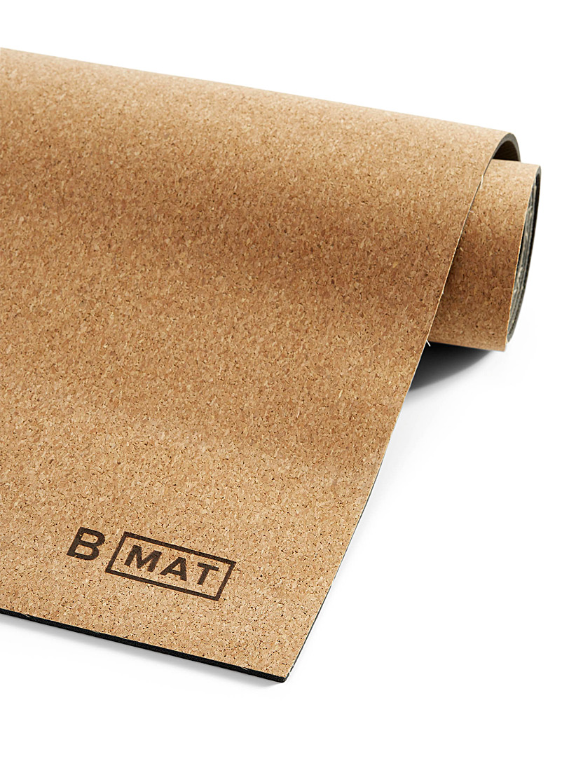 4 mm cork yoga mat