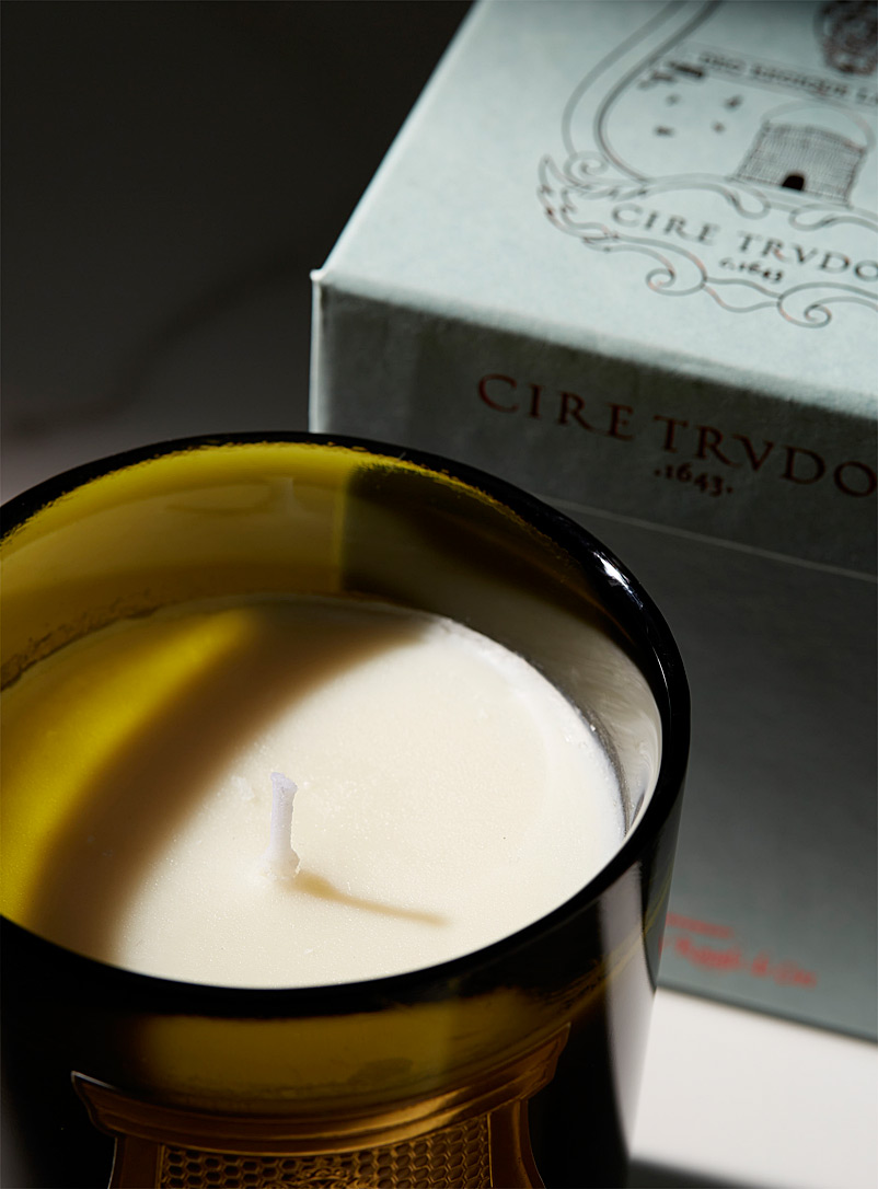 Cire Trudon Assorted Ottoman scented candle Spicy rose and honey tobacco for women