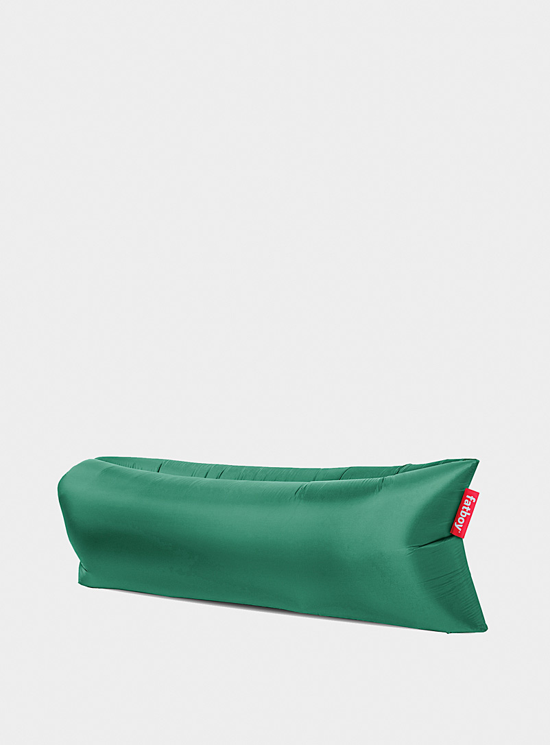 fatboy Green Lamzac 3.0 inflatable lounger