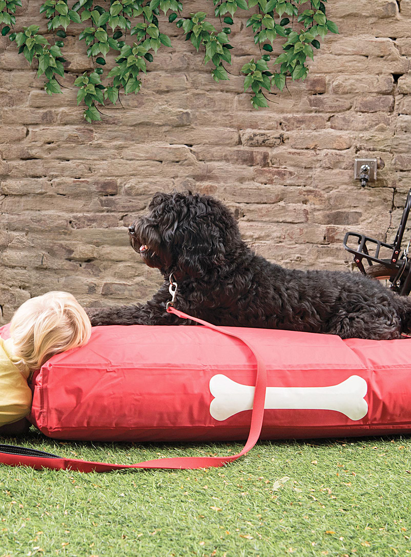 fatboy Red Doggielounge dog bed