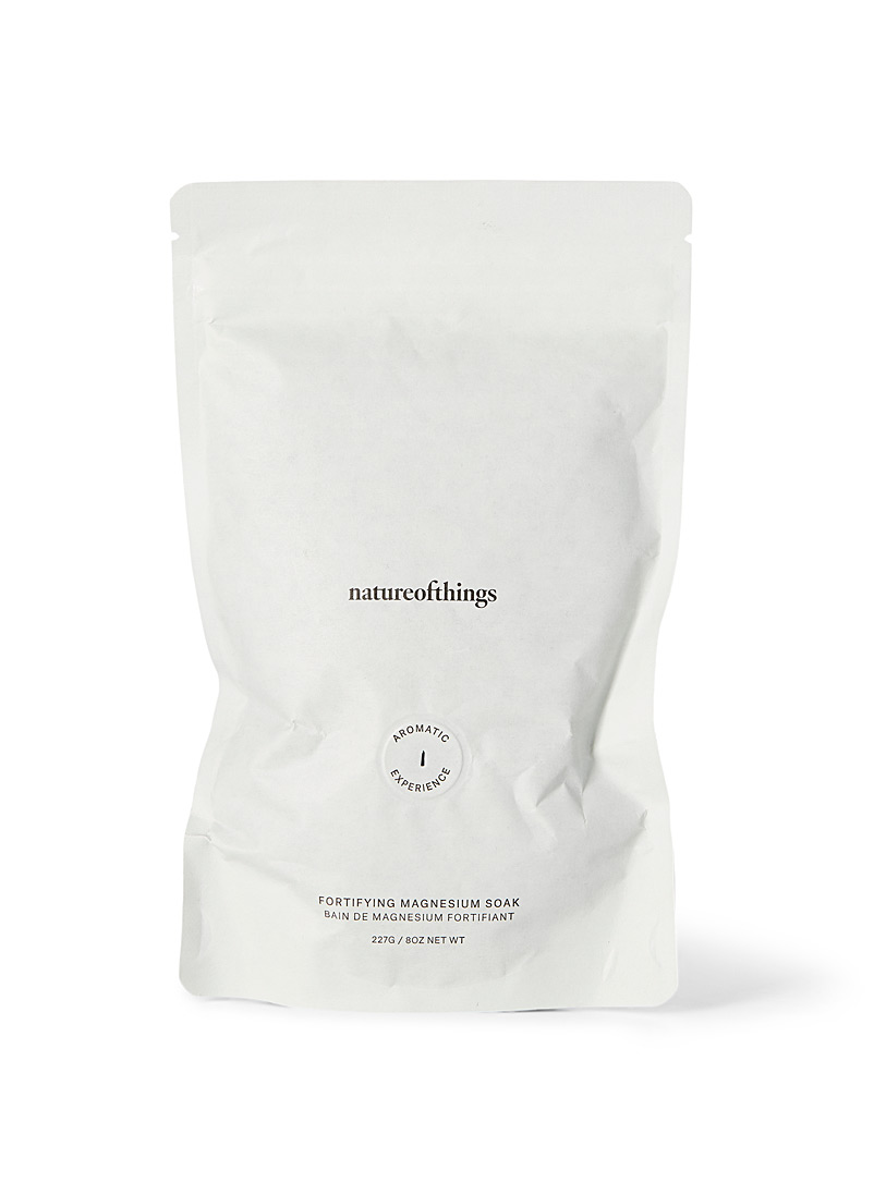 Natureofthings Assorted Fortifying magnesium soak for women