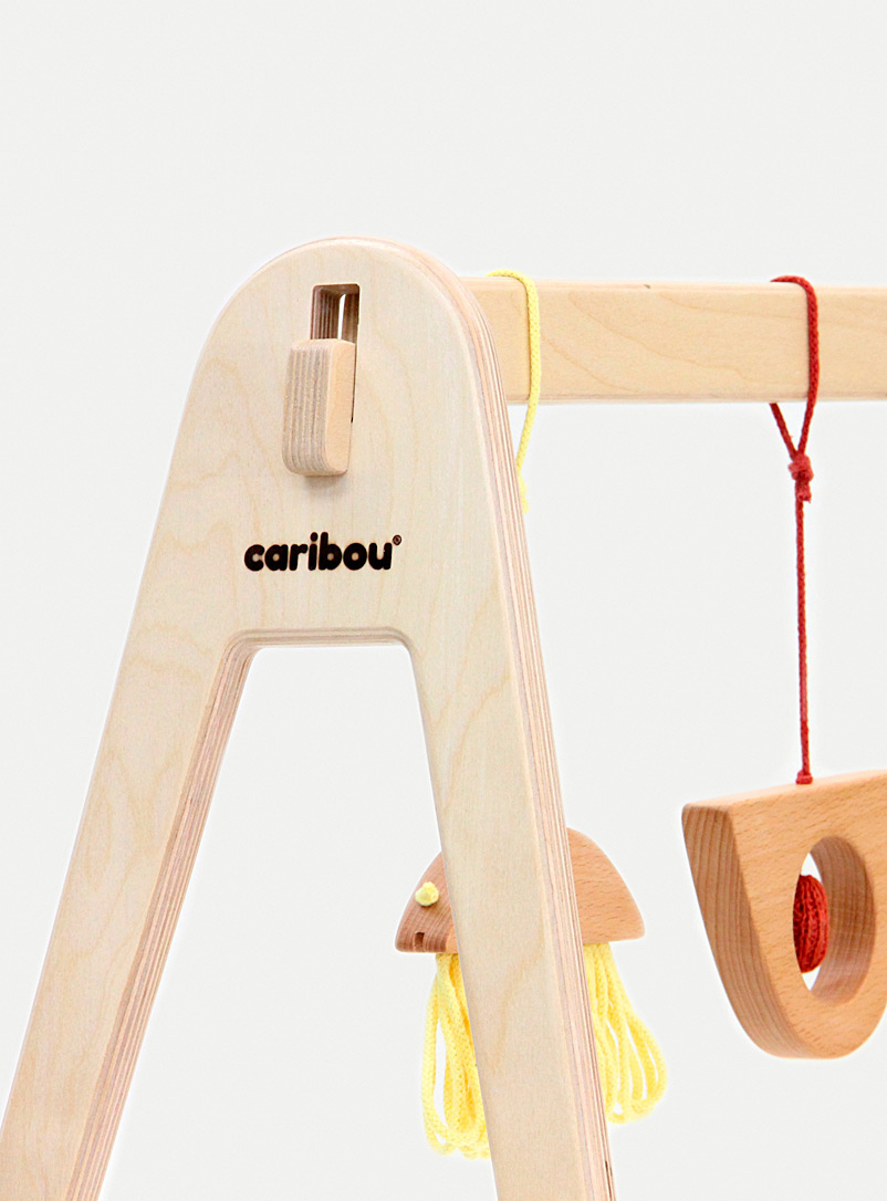 Studio Caribou Assorted Wooden play gym