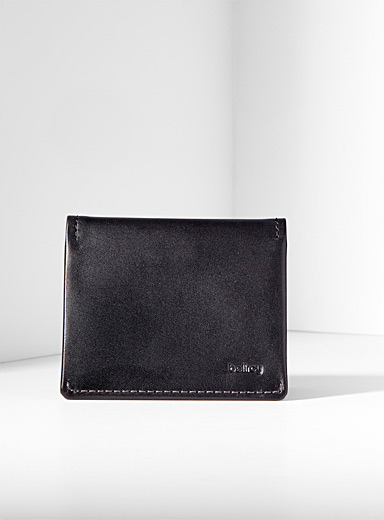 Ultra-thin eco-friendly leather wallet