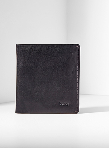 Eco-friendly leather wallet