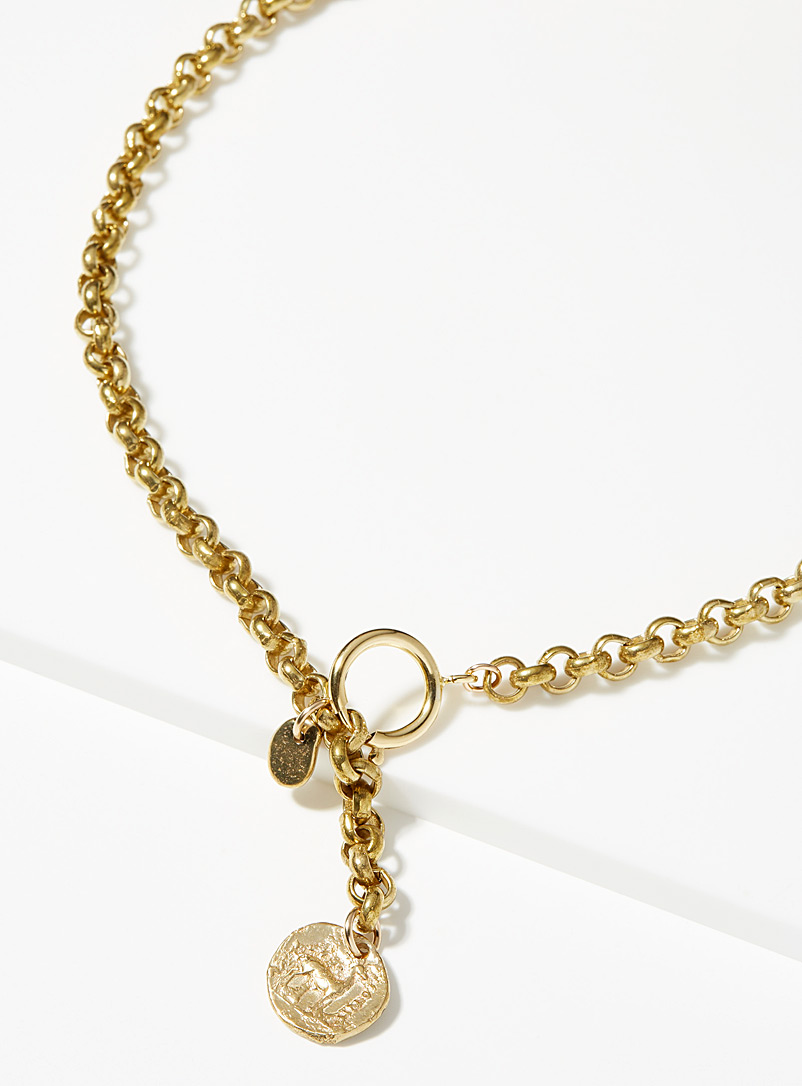 Taylor and Tessier Assorted Lovely medal necklace for women