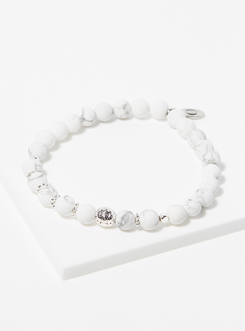 Soha & Co White Purity bracelet for women