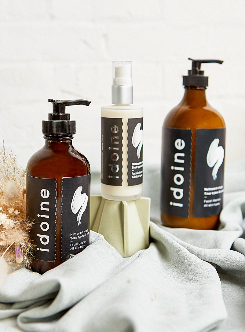 idoine Assorted Facial cleanser Available in threesizes