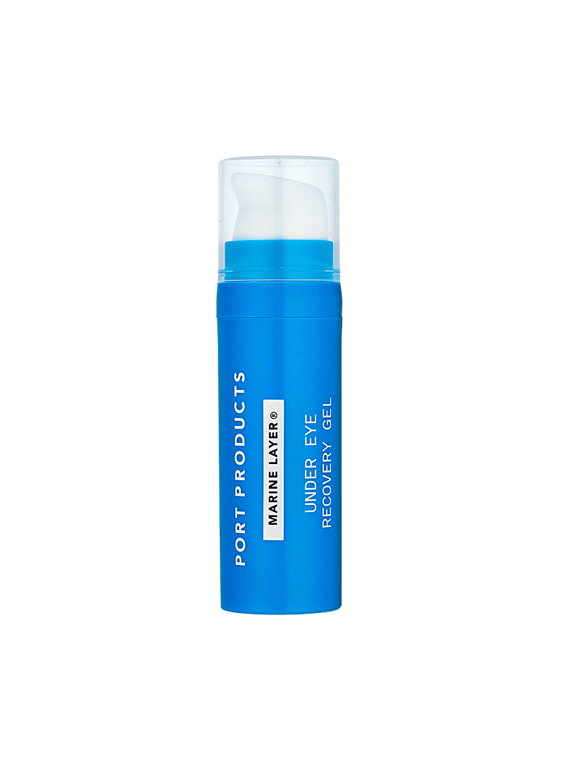 Port Products Blue MARINE LAYER® Under Eye Recovery Gel for men