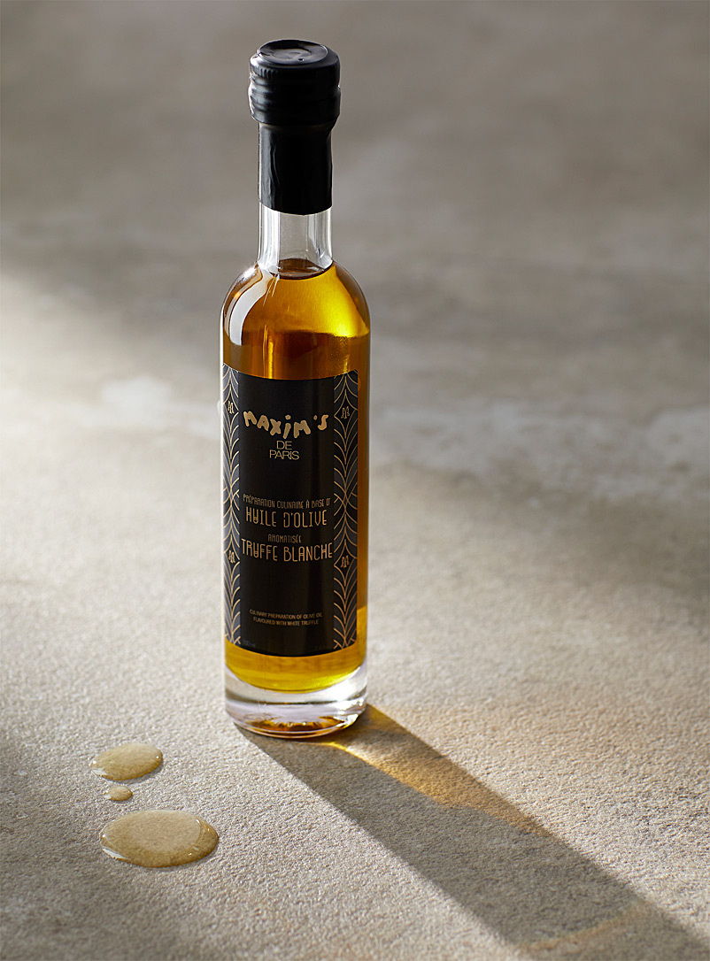 Maxim's Assorted Olive oil flavoured with white truffles for men