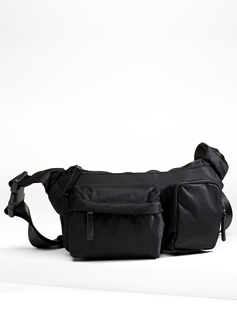 Utility waist pack - Undersized - Black