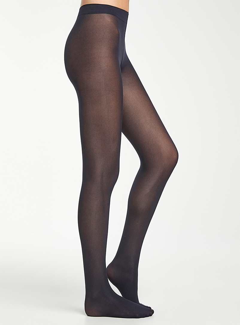 Opaque Clio tights - Tights - Marine Blue