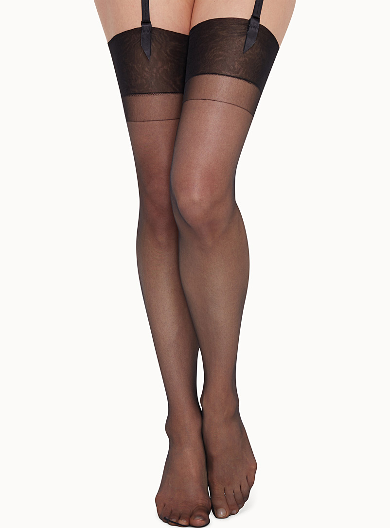 Perfida garter stockings