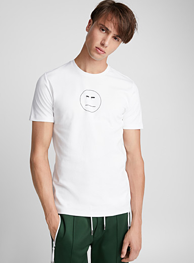 Le tee-shirt Smiley signature