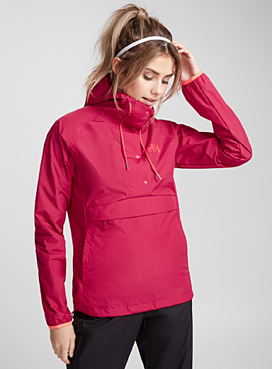 Loke packable anorak