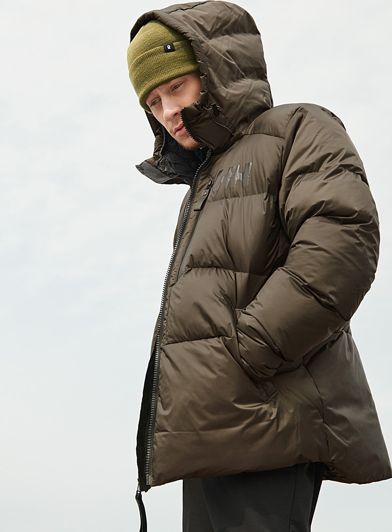Helly Hansen Oxford Active Winter quilted coat  Regular fit for men