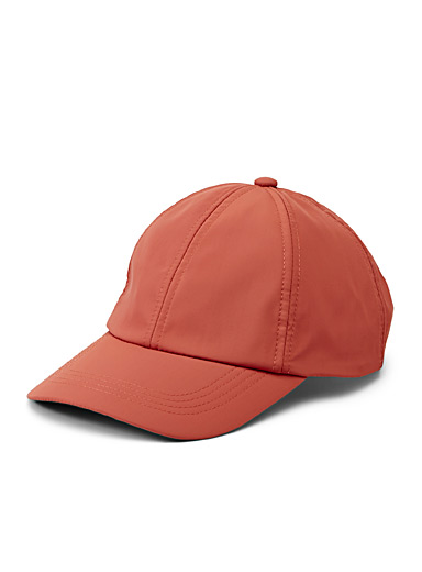 Simons Coral Solid cap for women