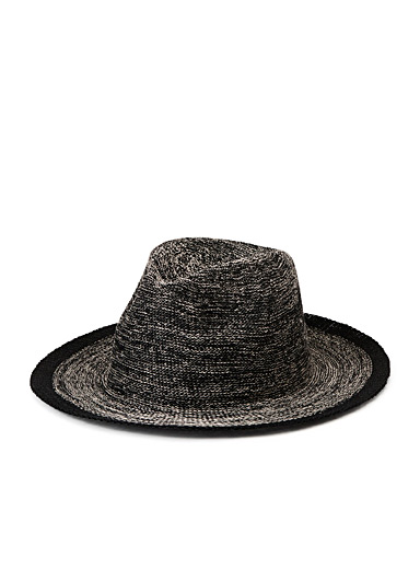 Heather Panama hat