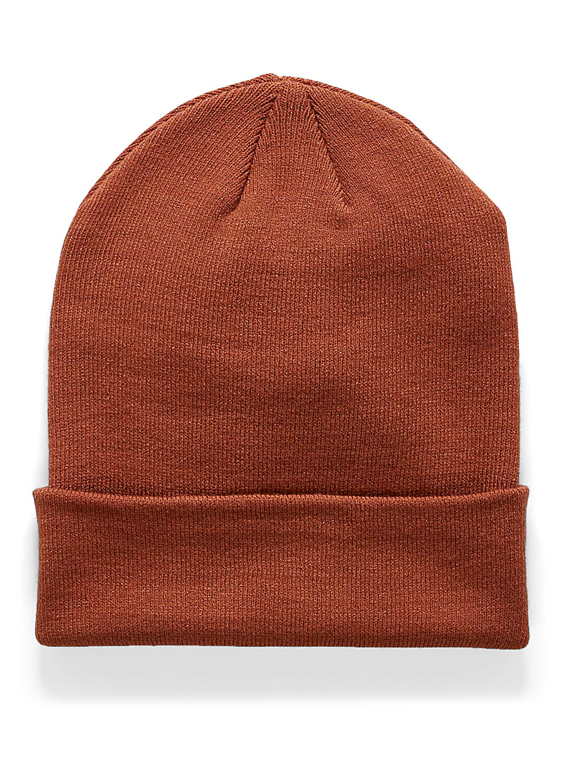 Light knit tuque