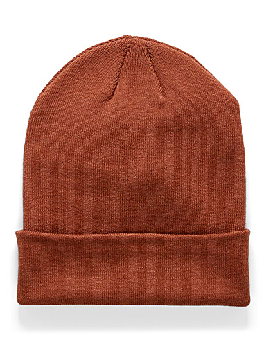 Simons Coral Light knit tuque for women