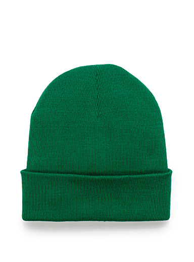 Coloured essential tuque