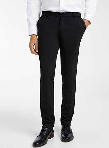 Stretch pant  Straight, slim fit