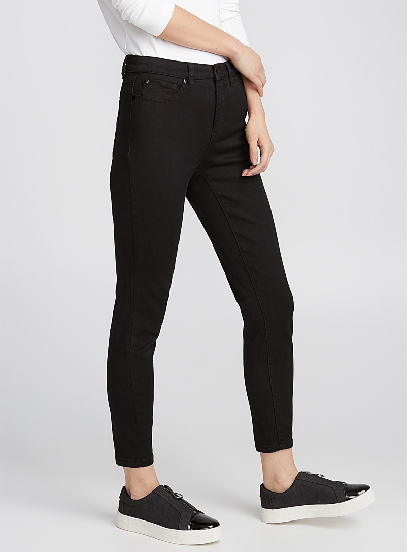 Dream skinny jean - High Rise - Black