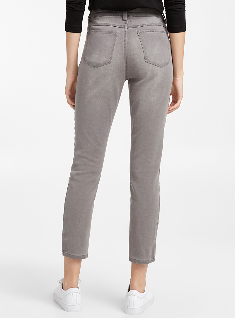 Dream stretch skinny jean - High Rise - Oxford