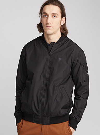 Light MA1 TW bomber jacket
