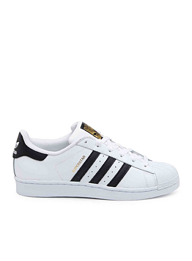 Superstar leather sneakers  Men