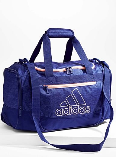 Electric blue Defender duffle bag