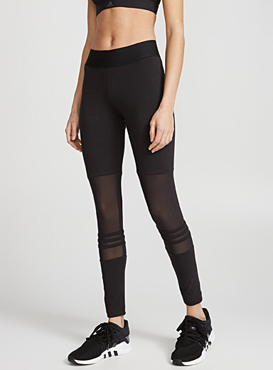 Le legging découpes filet ID