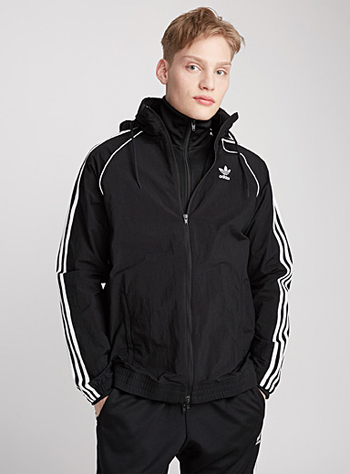SST nylon windbreaker