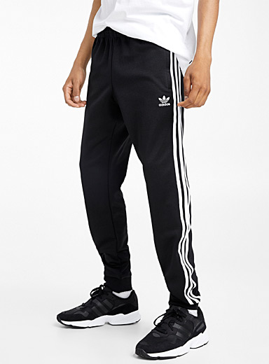 SST three-stripe track pant