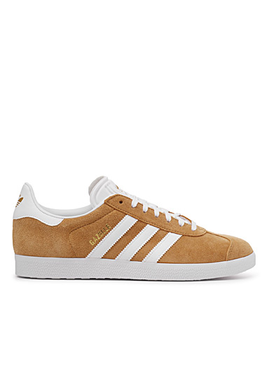 Gazelle suede retro sneakers <br>Men