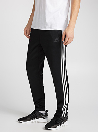 Snap button track pant