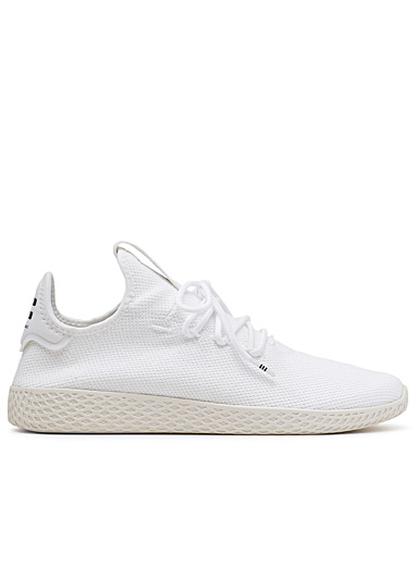 White Tennis Hu sneakers