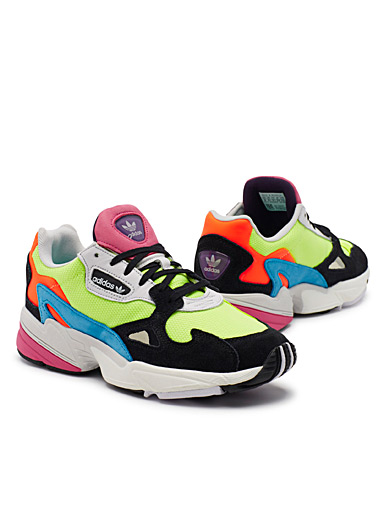 XXL Falcon neon sneakers  Women