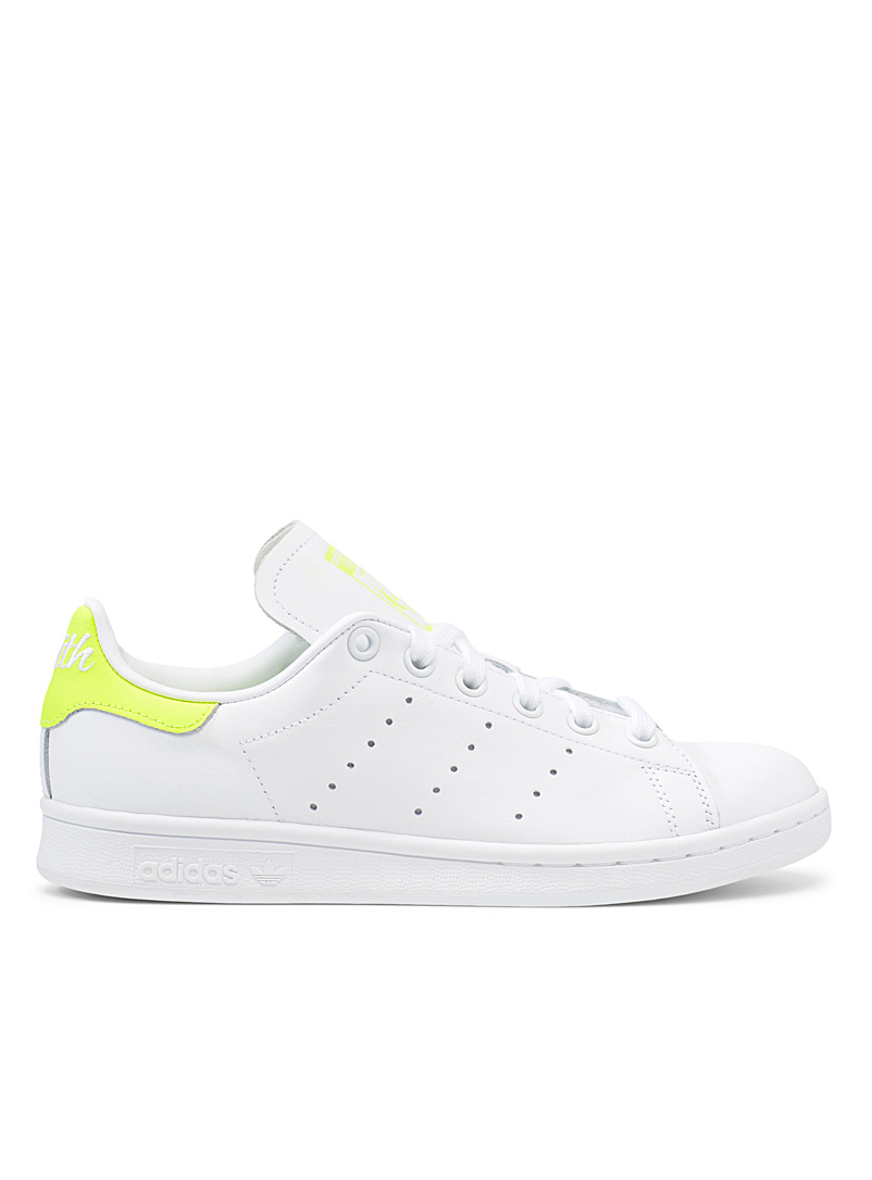 stan-smith-neon-yellow-accent-sneakers-br-women