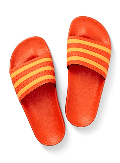 Bright Adilette slides <br>Women