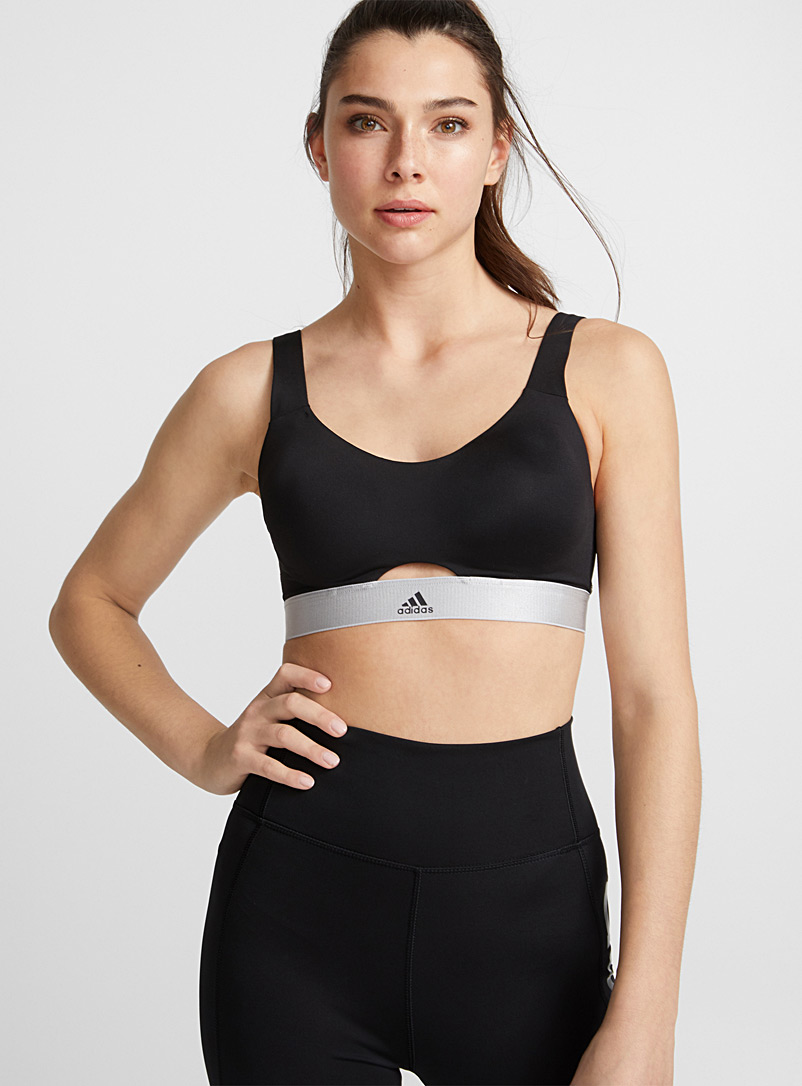 Stronger For It Soft bra - Sports bras - Black