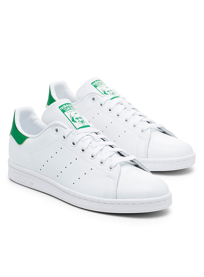 Adidas Originals White Stan Smith sneakers  Men for men