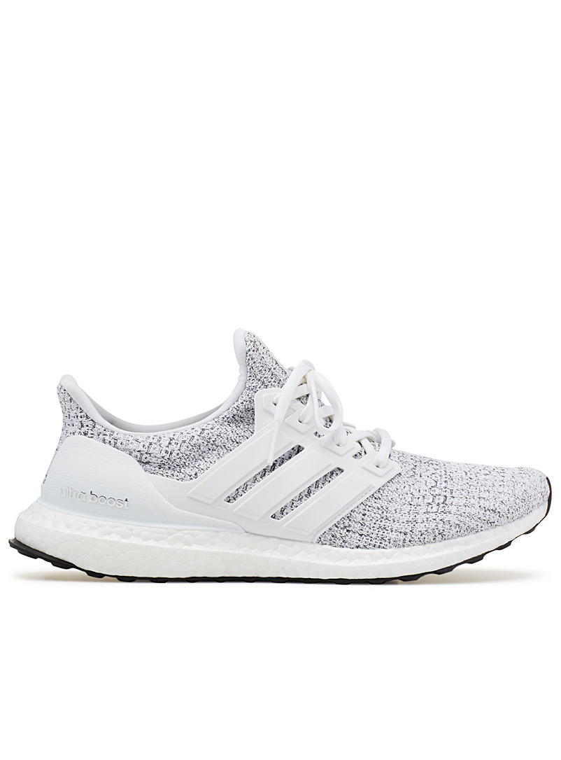 UltraBoost two-tone sneakers  Men - Sneakers - White