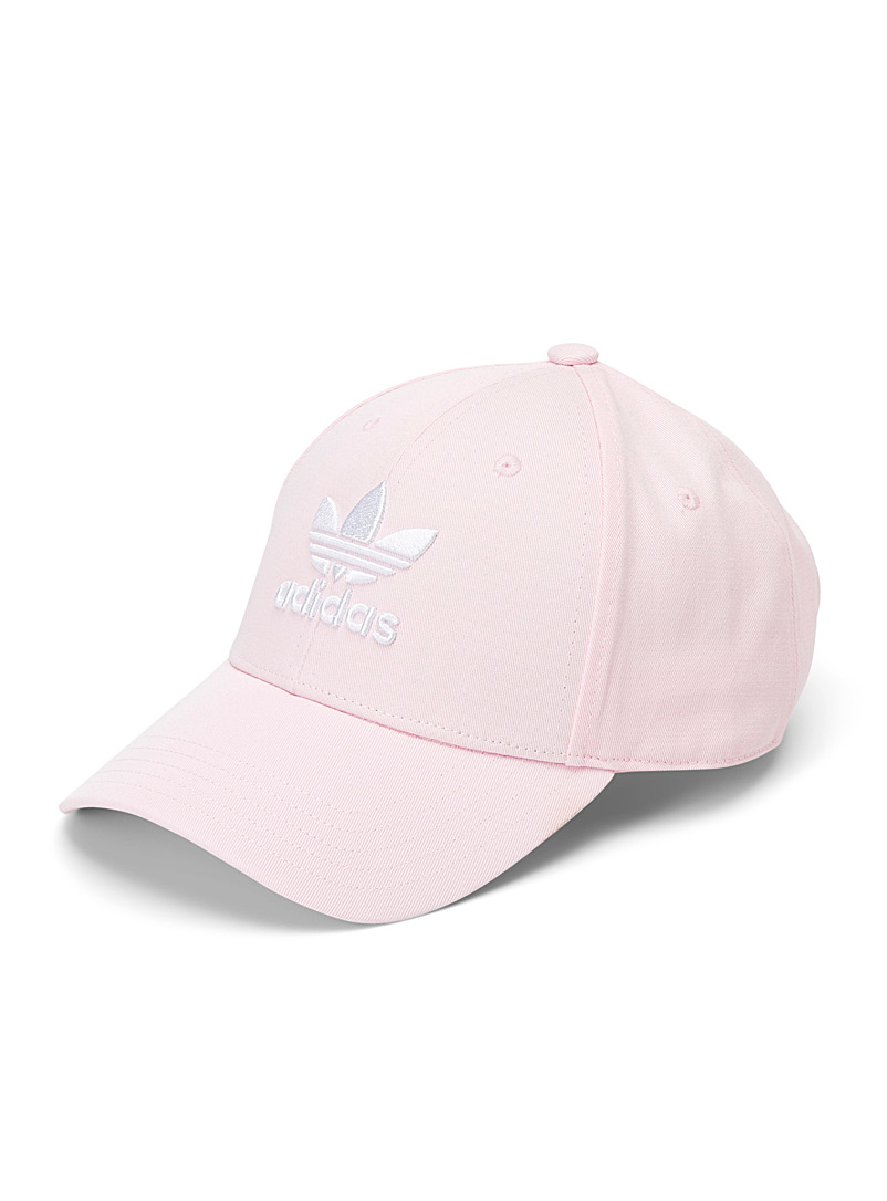Adidas Originals Marine Blue Embossed logo baseball cap for women