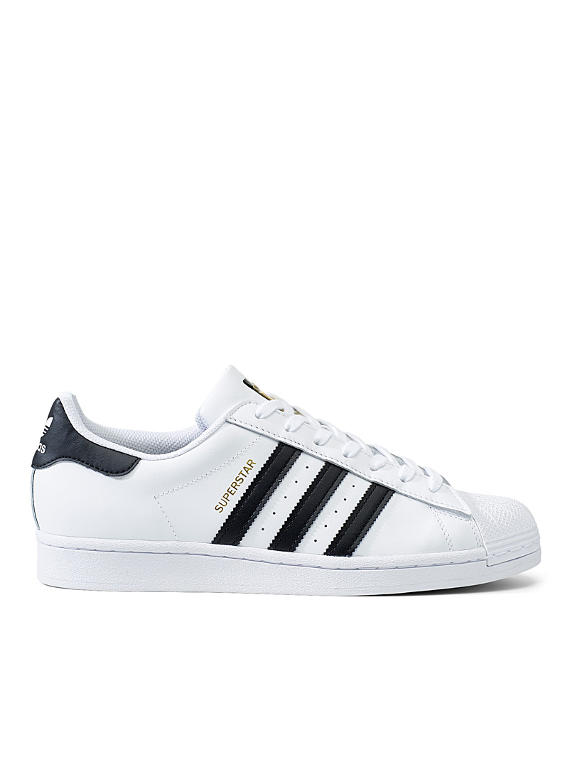 Adidas Originals White Superstar sneakers  Men for men