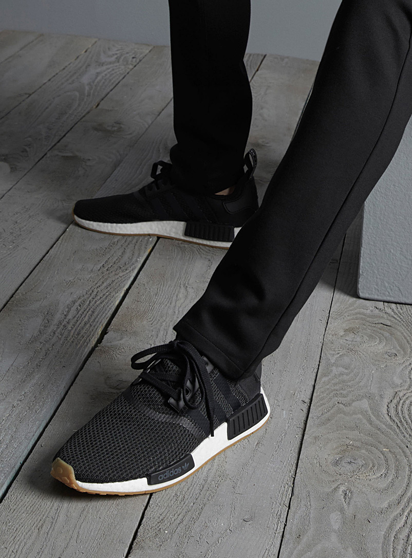 Black NMD_R1 sneakers  Men